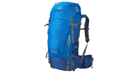 Jack Wolfskin Highland Trail 36 Hiking Pack azure blue